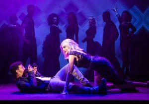 Exposure The Musical - St James Theatre - David Albury (Jimmy) Niamh Perry (Pandora) - Pamela Raith Photography