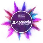 Underbelly Logo - The Spy in the Stalls