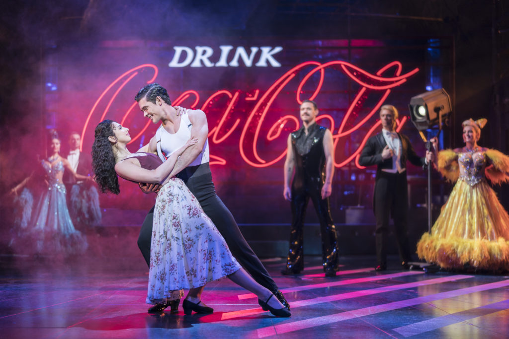 Review   Strictly Ballroom   Piccadilly Theatre