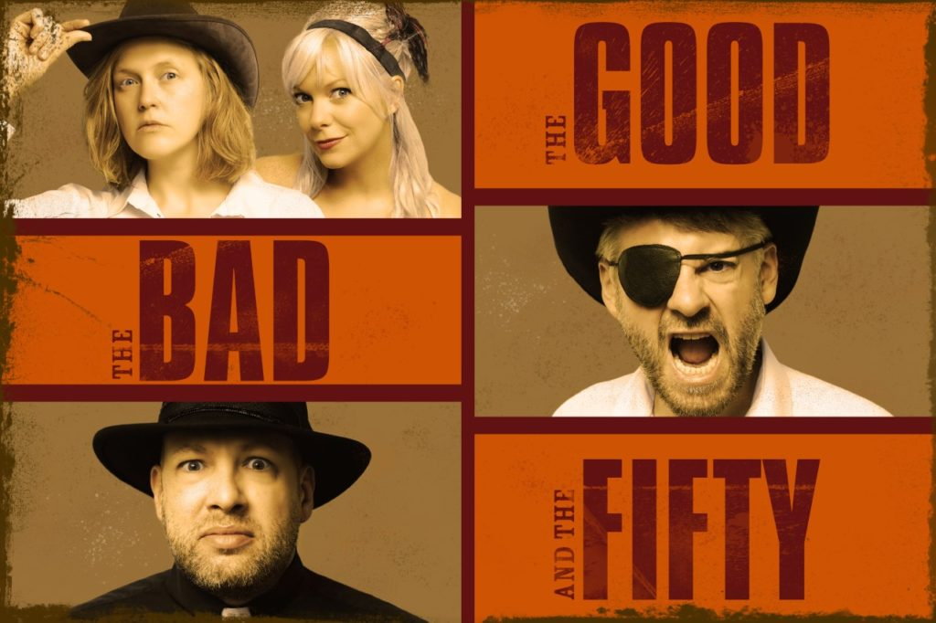 The Good The Bad and the Fifty