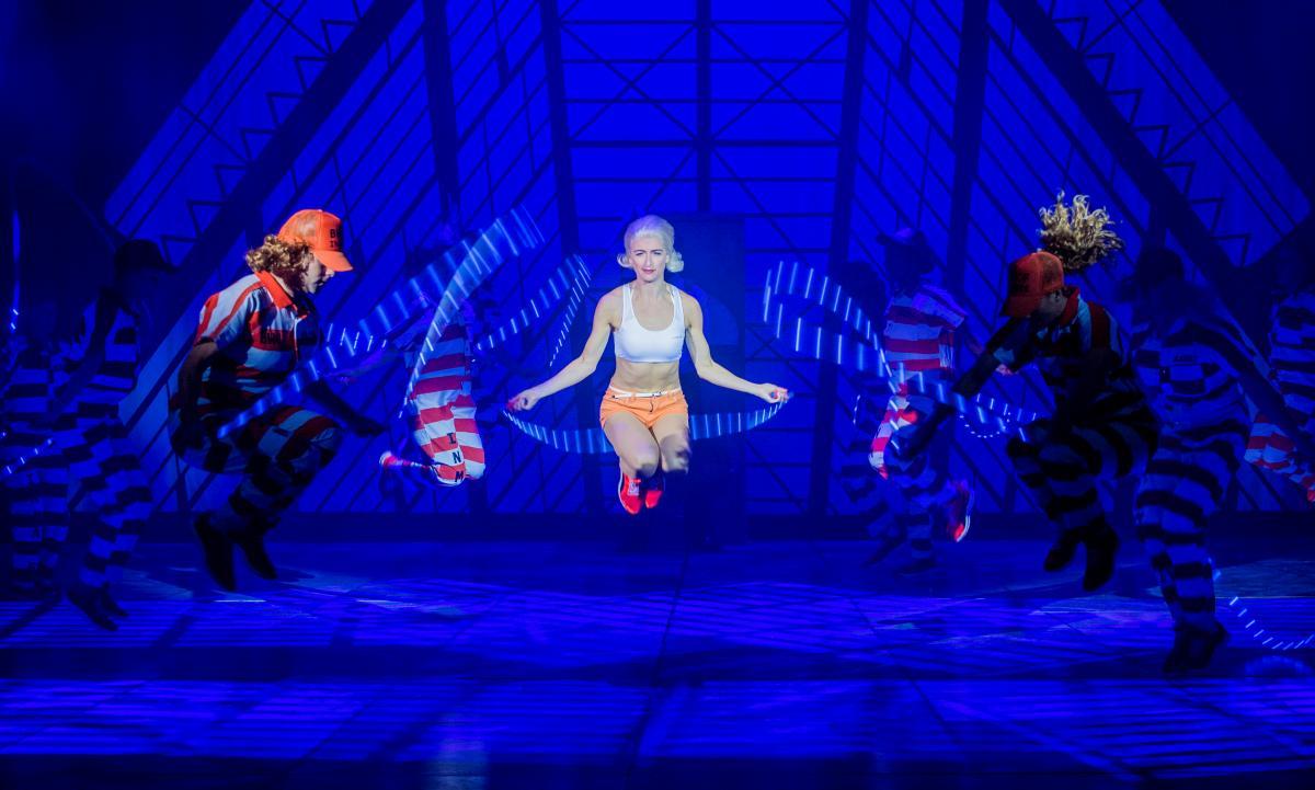 Legally Blonde The Musical 2017-18 Helen Petrovna (Brooke Wyndham)