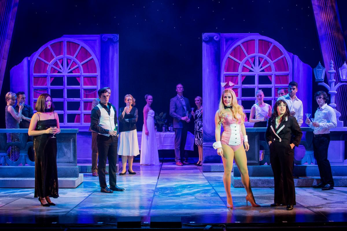 Legally Blonde The Musical 2017-18 The Party