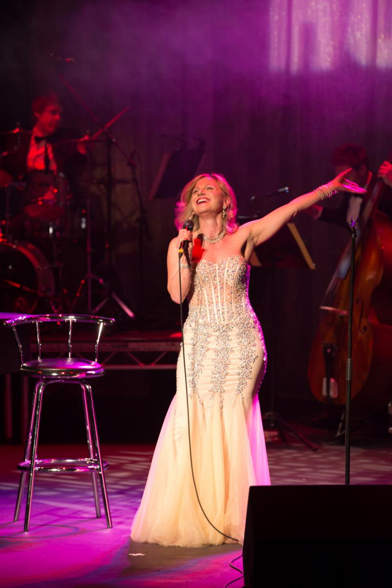 Liza Sings Streisand  - image by Michael Smith